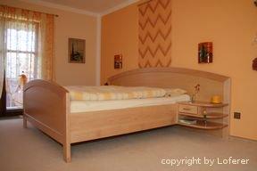 Schlafzimmer canadischer Ahorn