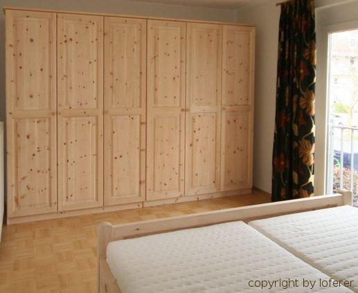 Schlafzimmer In Zirbenholz Schlafzimmer Zirbenholz