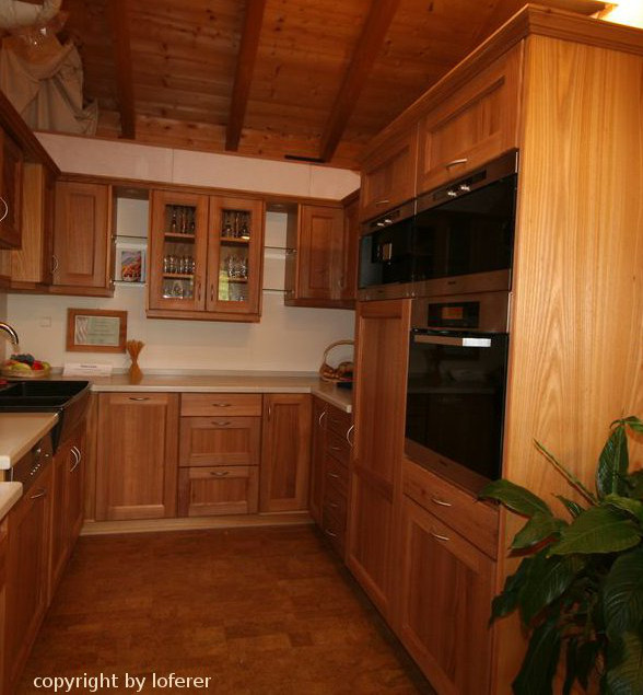 Küche in Ulme