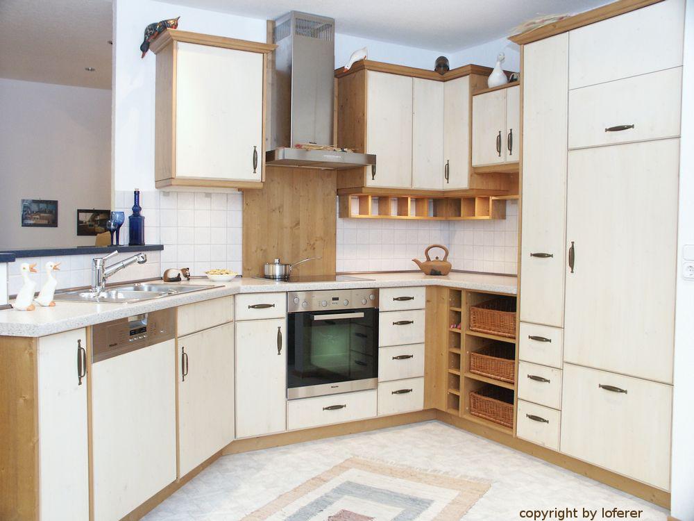 Küche in Fichte