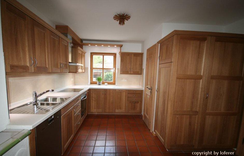 Küchen vom Schreiner aus Oberbayern
