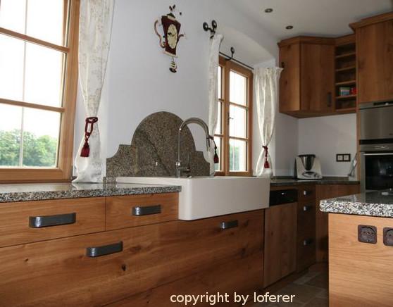 Küche Eiche astig