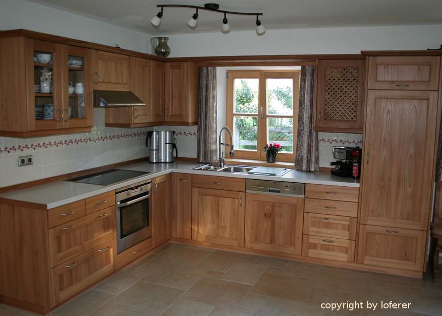 Küche Ulme