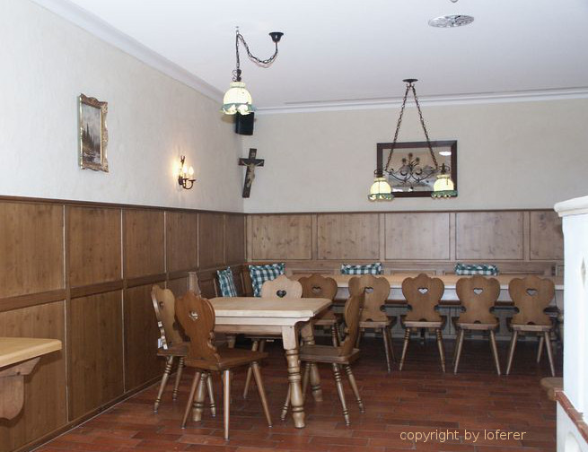 Gaststube Stammtisch