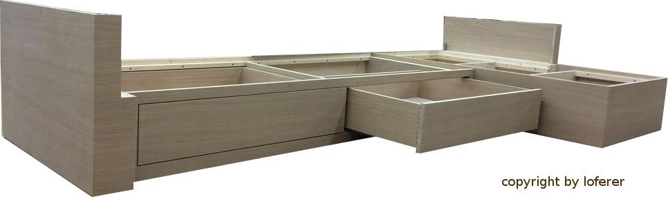 Polstermöbel aus Holz
