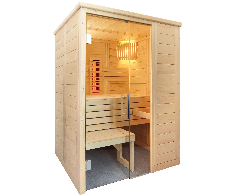 Sauna mit Infrarot